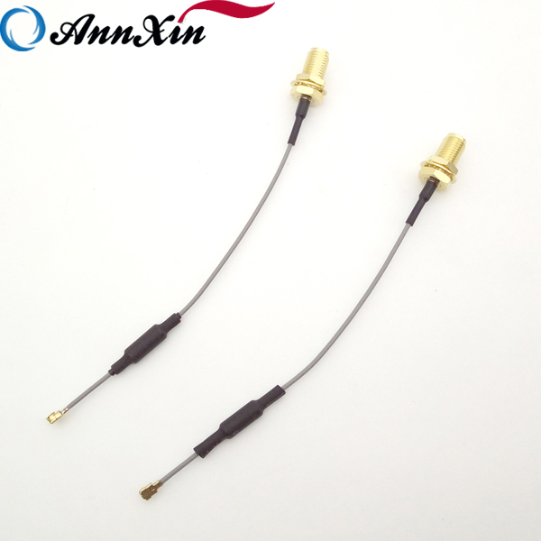 Free Custom Made SMA To IPEX Coaxial Cable with core (6)