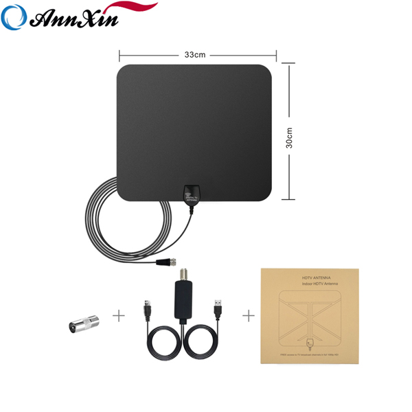 2018 Hot 50 Miles Digital HDTV Indoor Antenna With Amplified (5)