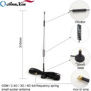 800-2700MHz 12 dbi Gsm Sucker Magnetic Mount Antenna With SMA RG58 Cable (2)