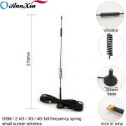 800-2700MHz 12 dbi Gsm Sucker Magnetic Mount Antenna With SMA RG58 Cable (3)