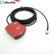 High Gain Active GPS Antenna 25×25 Mcx Sma Fakra Connector (3)