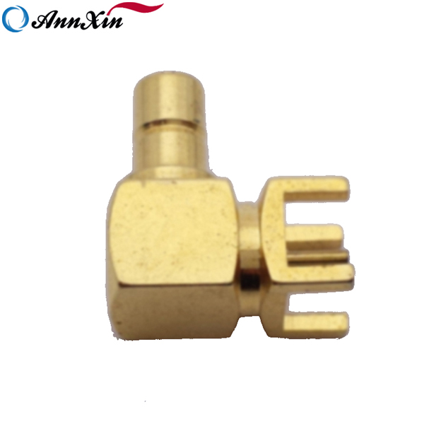 High Quality Wholesale SMB Right Angle Connector For PCB Mount (3)
