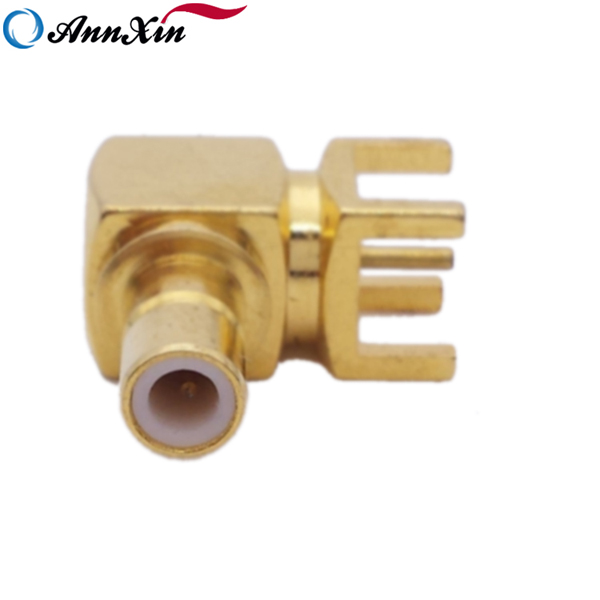 High Quality Wholesale SMB Right Angle Connector For PCB Mount (4)