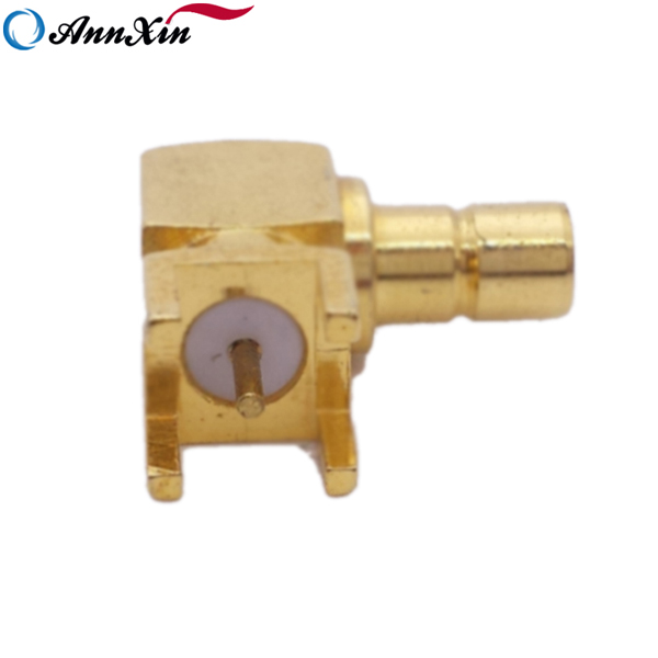 High Quality Wholesale SMB Right Angle Connector For PCB Mount (5)