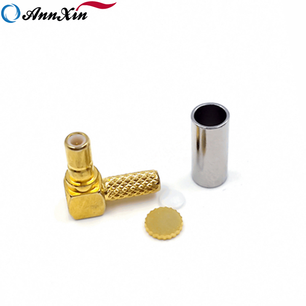 Right Angle SSMB RF Connector (2)