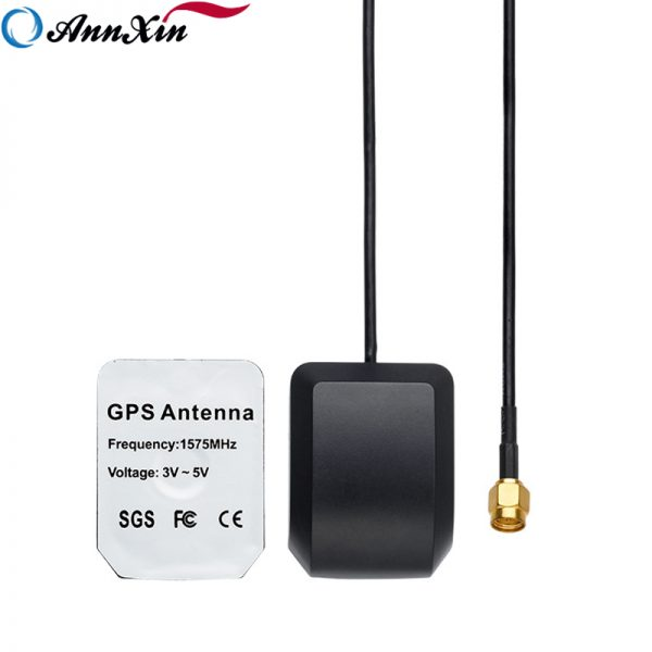 3 Meters Long Cable GPS Antenna With SMA Male RG174 (2)