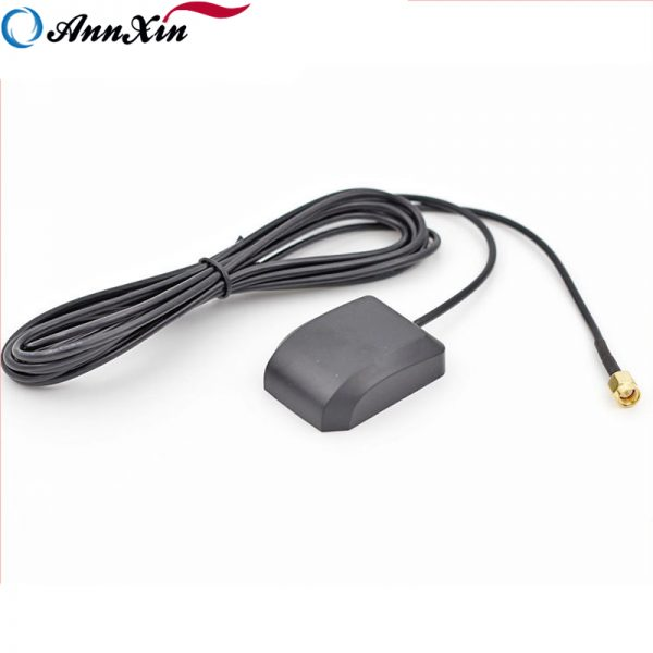 3 Meters Long Cable GPS Antenna With SMA Male RG174 (4)