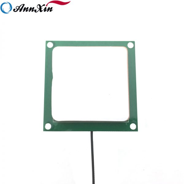 50x50mm Uhf Rfid Ceramic Chip Antenna With U.fl 1.13mm Cable (6)