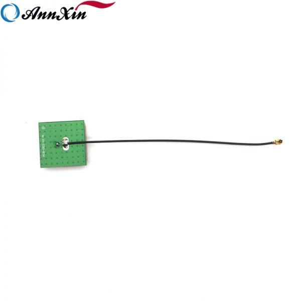 Internal U.FLIPEX Ceramic Active GPS Antenna 25x25MM 1575.42 MHZ (4)