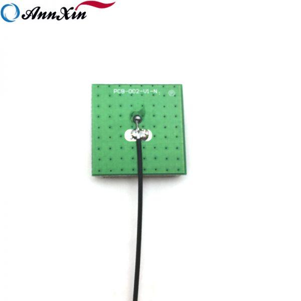 Internal U.FLIPEX Ceramic Active GPS Antenna 25x25MM 1575.42 MHZ (6)