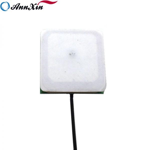 Internal U.FLIPEX Ceramic Active GPS Antenna 25x25MM 1575.42 MHZ (7)