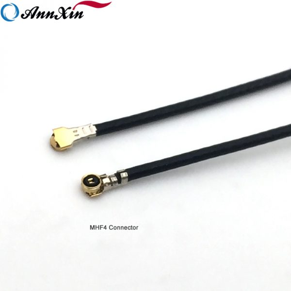 RP SMA female Jack to IPX IPEX4 I-PEX U.FL MHF4 RF Pigtail Jumper Cable for PCI WIFI Card wireless router 1.13mm 10CM (7)