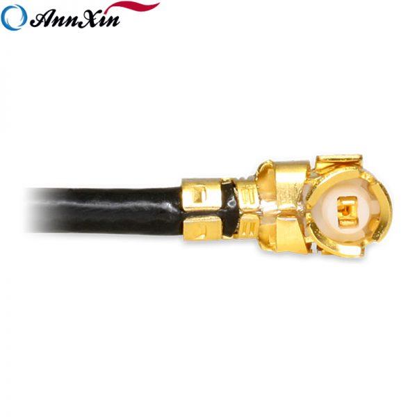 RP-TNC Jack Bulkhead to MHF U.FL Plug Coaxial Cable 200mm Long (5)