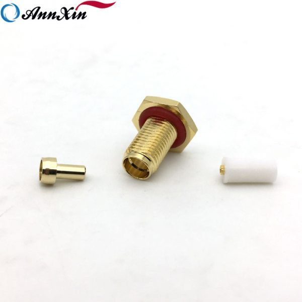 Waterproof SMA Female Connector For RF 1.13 Cable (2)