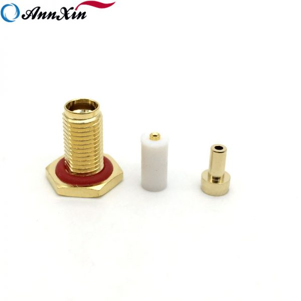 Waterproof SMA Female Connector For RF 1.13 Cable (5)